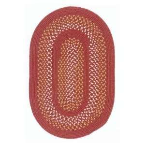 Area Rug   Cedar Rose, Red Accents, 6 ft. Round   Red Accents, 6 ft