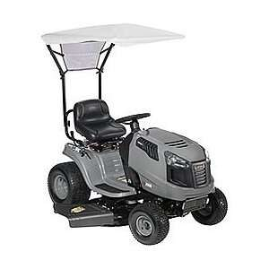 : Craftsman Tractor Riding Lawn Mower Sun Shade: Patio, Lawn & Garden