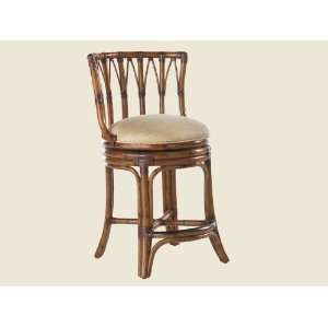 Tommy Bahama Home South Beach Swivel Stool Furniture & Decor
