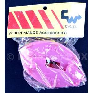 VP 806 old school BMX bicycle pedal caps   PINK Sports & Outdoors