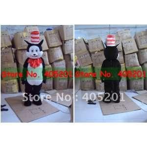 black magic cat mascot costumes Toys & Games