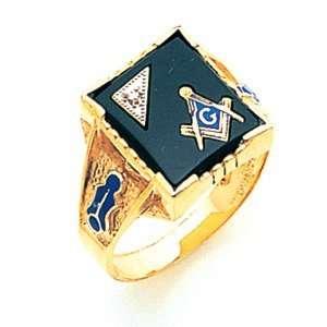 Degree Blue Lodge Ring Diamond   14k Gold/14kt yellow gold Jewelry