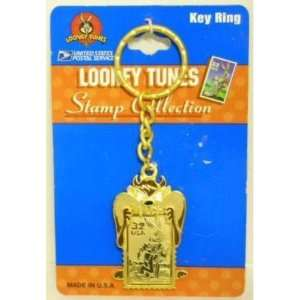 Tazmanian Devil (Taz) and Bugs Bunny Looney Tunes Stamp Collection
