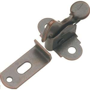 P654 STB Statuary Bronze Cabinet Door Catches