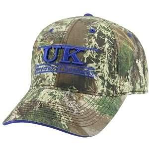 Kentucky Wildcats Camo Team Hat