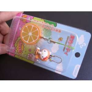 Hello Kitty (HK in Lemon) Ipod Cell mobile Phone Orange