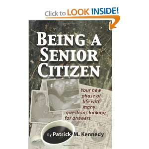 : Being A Senior Citizen: Your new phase of life with many questions