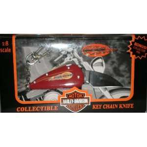 Harley Davidson Collectible Key Chain Knife