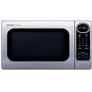 1100 Watt 1.0 cu. ft. Stainless Steel Microwave Oven