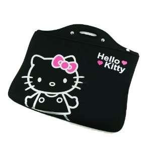 Cute Kitty Laptop notebook Case 14 13 13.3 Macbook tote