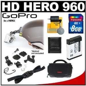 GoPro HD Hero 960 Video/Still Digital Camera & Waterproof