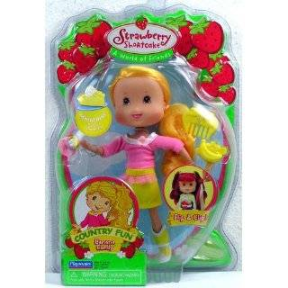 Strawberry Shortcake Country Fun Banana Candy Doll