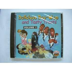 Delicious Doo wop and Tasty Treats Vol 1 compilation