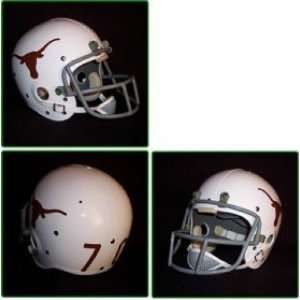 Vintage Full Size Helmet   College Equipment: Sports & Outdoors