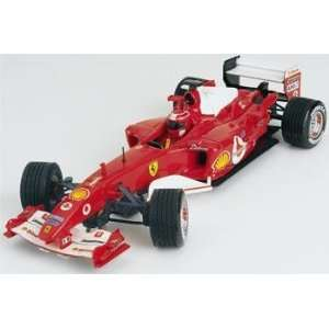 SCX   1/32 Ferrari F2004 N 1 red white, Analog (Slot Cars