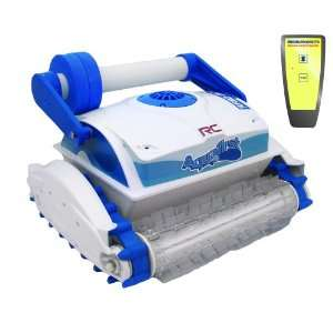 Swim Time Aqua First Floor and Wall Cleaner with Remote