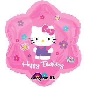 18 Hello Kitty Flowers & Butterflies Junior Shape Toys
