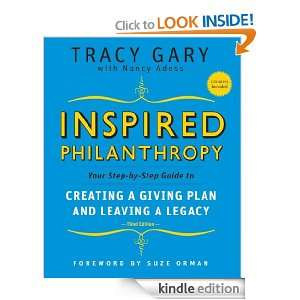 Fundraising Series) Tracy Gary, Suze Orman, Nancy Adess