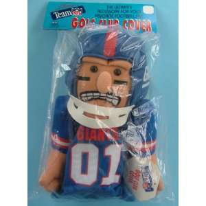 NY Giants Golf Club Cover  Sports & Outdoors