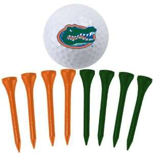 Florida Gators Golf Ball & Tee Set