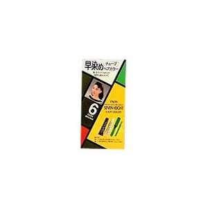 Sangyo Paon Hair Cream #6 Dark Brown   1 applicaion