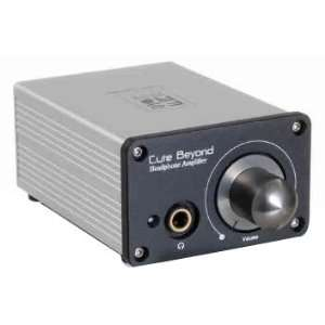 Firestone Audio Cute Beyond   Headphone Amplifier Black Electronics