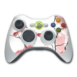 Pink Tranquility Design Skin Decal Sticker for the Xbox 360 Controller