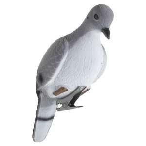 Winner Hunting Gear 3 D Flocked Dove Decoys 5 pack