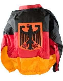 German Flag Jacket Clothing