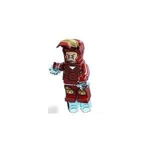 Iron Man   Lego Marvel Super Heroes Minifigure (2012