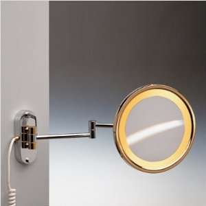 Mirrors 99150 3X Windisch Electric Lighted Wall Mounted Mirror