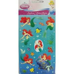 Disney Princess Ariel 24 Stickers Toys & Games