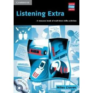 Listening Extra Book and Audio CD Pack A Resource Book of