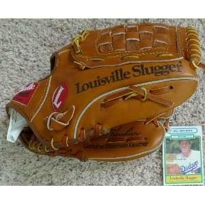 Genuine Leather Baseball Glove Right Hand Throw