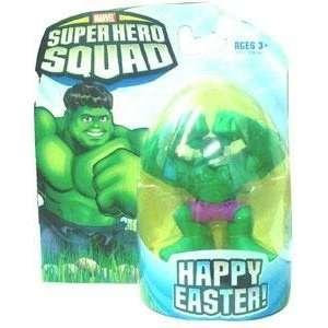 Marvel Super Hero Squad Hulk Easter Gift Package Toys & Games