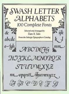 BARNES & NOBLE  Gothic and Old English Alphabets: 100 Complete Fonts