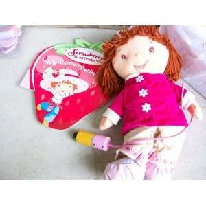 Strawberry Shortcake, My Rememberin Book and Doll Toys & Games