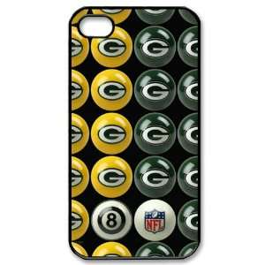 iPhone 4/4s Covers Green Bay Packers logo hard case: Cell