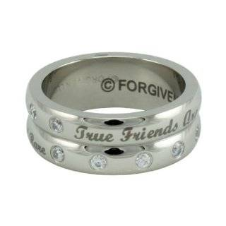 FOREVER FRIENDS SPINNER RING   This Friendship Ring is