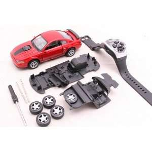 Mach 1 Radio Controlled Car With Infra Red Remote C Toys & Games