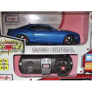 Maisto Radio Control 2010 Chevrolet Camaro SS RS 49 MHZ Working Head