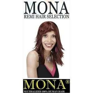 com Mona Remi Hair   European Yaki 100% Pure Remy Human Hair Weaving