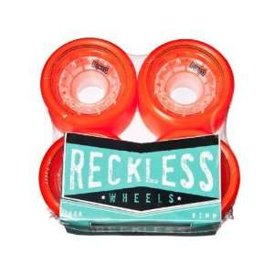 Roller Derby Speed Skating Replacement Wheels by Green Monster