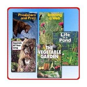 Childcraft Life Science Big Books Set of 5