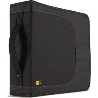 Case Logic Nylon CDW208 Disc Wallet (Holds 224CD / DVD)