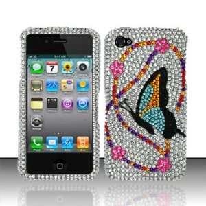 Apple iPhone 4 4G 4S AT&T Sprint Verizon Full Diamond