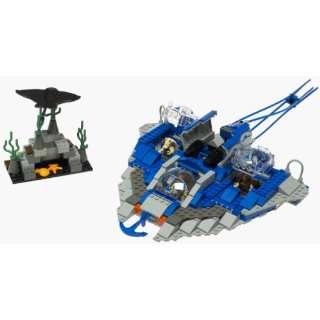 LEGO Gungan Sub   Star Wars 7161 Toys & Games