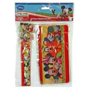 Disney Mickey Clubhouse 4pk Study kit on Blister Card