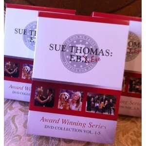 Sue Thomas F.B.Eye Vol 1 5 Movies & TV