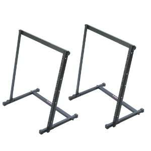 On Stage RS7030 Table Top Rack Stand   2 Pack Musical